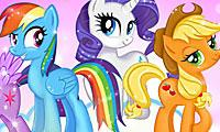 Which My Little Pony Character Are You? game