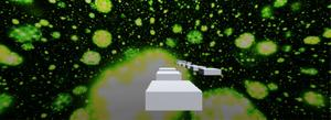 Space Jump Green World 3 game