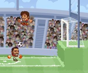 Heads Arena: Euro Soccer game