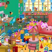 play Girls Messy Room Hog