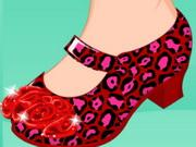 The Little Mermaid Shoes Design game
