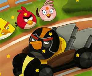 play Angry Birds Racers Stars