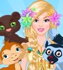play Barbie Jungle Adventure