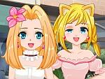 Dress Up Avatar Game game