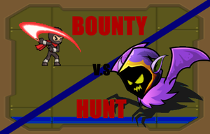 Bounty Hunt game
