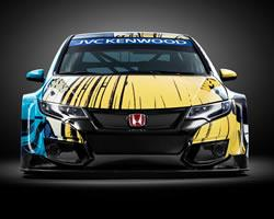 Civic Wtcc Jigsaw game