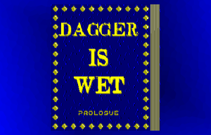 Dagger Is Wet game