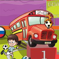 play Euro Soccer Bus Parking