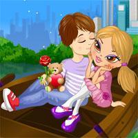 play Central Park Kiss
