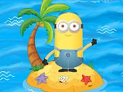 Minions Go Across The Pacific Ocean game