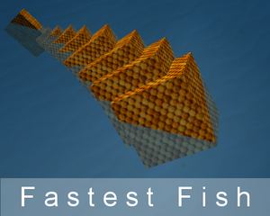 Fastest Fish game