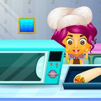 play Cooking Chicken Tortillas