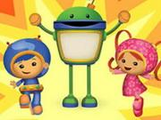 Team Umizoomi Puzzle game