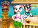 play Tom And Angela Tiki Party