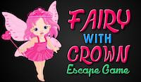 Meena Fairy With Crown Escape game