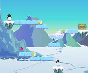 play Penguin Brothers Treasure Hunt