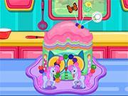 Pony Birthday Cake 2 game