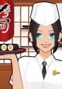 Sushi Shop Make Up Game game