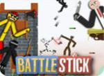 Battlestick game