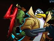 play Zombies Vs Penguins 4 Reannihilation