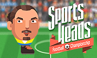play Sports Heads: Football Championship 2016