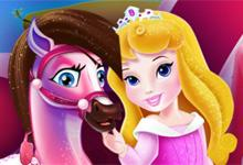 play Princess Pony Care