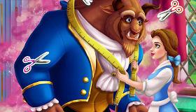 Beauty And The Beast Dress Up game
