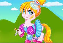 play Pony Doctor Game