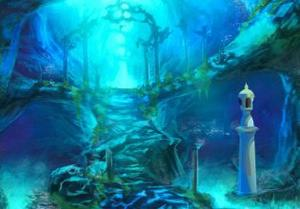 play Lost Underwater Thuvaraka Escape Game
