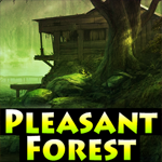 play Pleasant Forest Escape Game