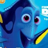 Finding Dory Coloring game