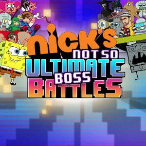 play Nickelodeon'S Not So Ultimate Boss Battles Funny Game