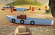 Boat Parking 3D game