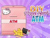 play Diy Piggy Bank Atm