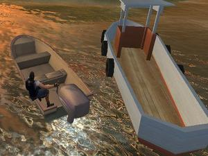 play Real Boat Parking 3D