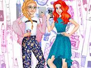 play Princess Fashion Bloggers Rivals