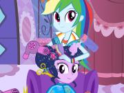 play Twilight Sparkle Summer Haircuts