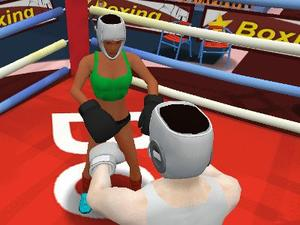 Qlympics : Boxing game