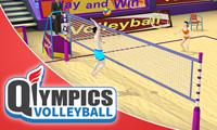 Beach Volleyball: Qlympics Summer game