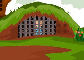 play Theescape Baby Cage Rescue