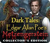 play Dark Tales: Edgar Allan Poe'S Metzengerstein Collector'S Edition