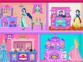 play Princess Kitchen Dollhouse Game