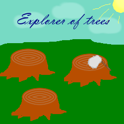 Explorer Of Trees game