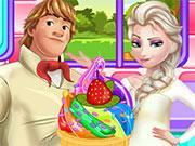 Rainbow Ice Cream Cooking game