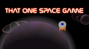 That One Space Game game