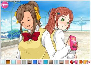 play Manga Creator: School Days Page.14