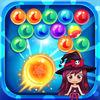 play Bubble Shooter Witch Mania - Fun Addicting Bubble Shooting !