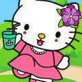 Hello Kitty Maker game