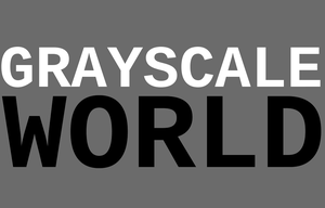 Grayscale World game
