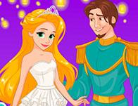 play Rapunzel Destination Wedding: Paris